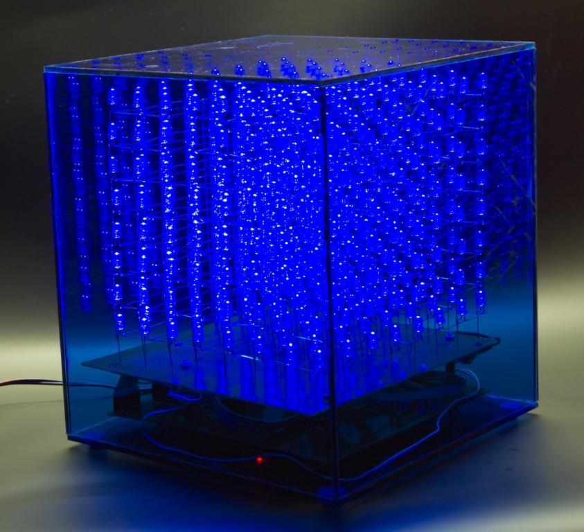 Led cube Led cube - Сайт Регионального отделения Союза Радиолюбителей России по Томской области